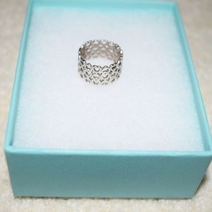 Tiffany Heart Ring